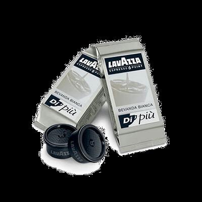 50 Lavazza compatible white drink capsules ESPRESSO POINT [€ 0.17 / capsule]