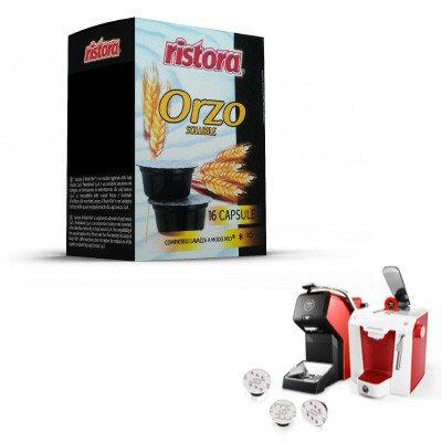 32 Ristora compatible barley capsules LAVAZZA MY WAY [0,15 € / capsule]
