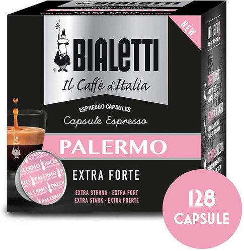 48 capsule Bialetti caffè d'Italia Palermo (Gusto Extra) [0,28€/capsula]