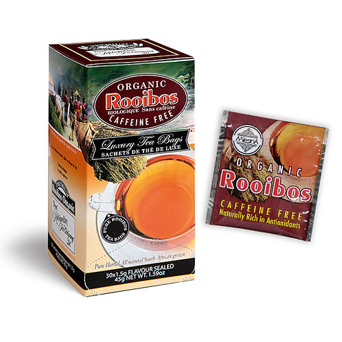 ROOIBOS INFUSION 30 FILTERS