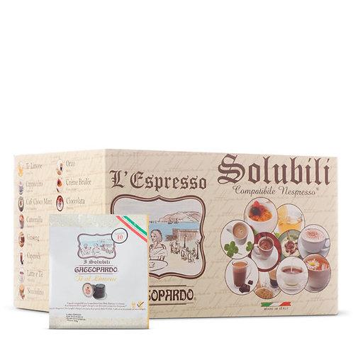 80 NESPRESSO-kompatible Zitronentee-Kapseln [0,15 € / Kapsel]