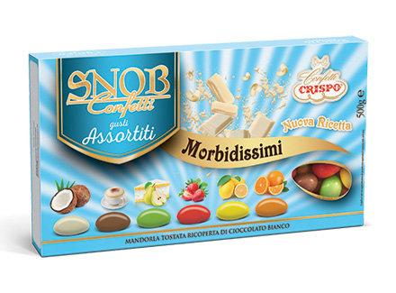 Confetti Snob Assorted Flavors 500 gr.