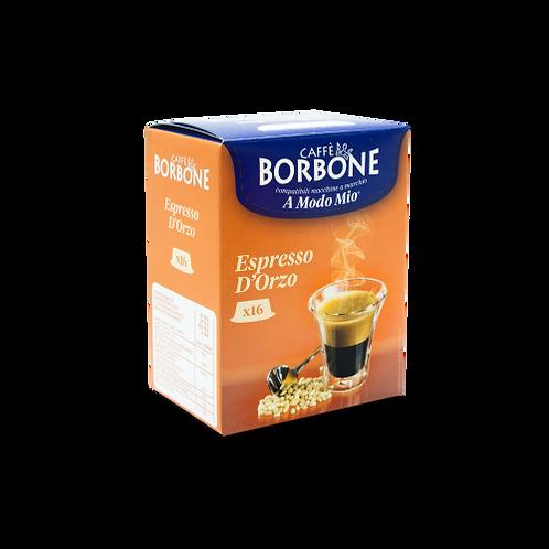 128 Borbone barley espresso capsules compatible IN MY WAY [0,18 € / capsule]