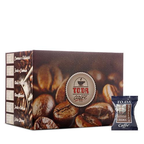 100 Gattopardo coffee cream capsules compatible ESPRESSO POINT [0,15 € / capsule]