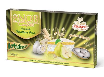 500 g Confetti Snob Ricotta and Pear