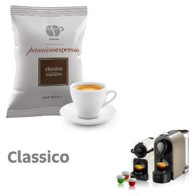 100 Nollo espresso compatible Lollo classic coffee capsules [€ 0.14 / capsule]