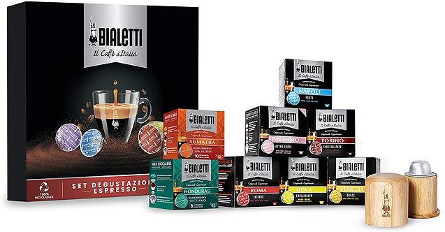 Bialetti tasting kit + Capsule opener
