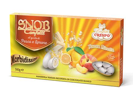 500 g Snob Peach and Lemon Confetti