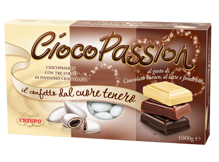 CiocoPassion Triple Chocolate 1 kg