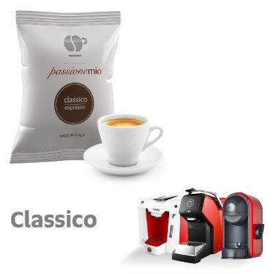 100 Lollo compatible classic coffee capsules LAVAZZA MY WAY [0,14 € / capsule]