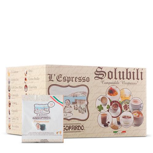 80 NESPRESSO-kompatible Cappuccino-Kapseln [0,17 € / Kapsel]