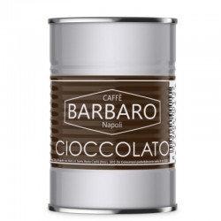 125 gr de café moulu au chocolat