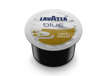 50 Lavazza coffee capsules compatible ginseng. LAVAZZA BLUE AND IN BLACK [0,19 € / capsule]