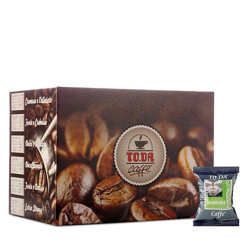 100 capsules Gattopardo insomnia compatible coffee ESPRESSO POINT [0,13 € / capsule]