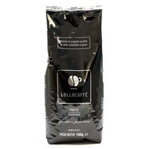 1 kg Lollo black blend coffee beans