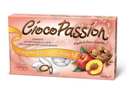 CiocoPassion Peaches and Amaretto 1 kg