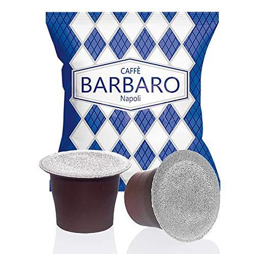 100 capsules coffee Barbaro creamy Napoli compatible NESPRESSO [€ 0.13 / capsule]