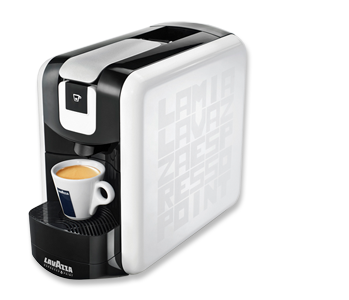 ESPRESSO POINT MINI LAVAZZA MACHINE
