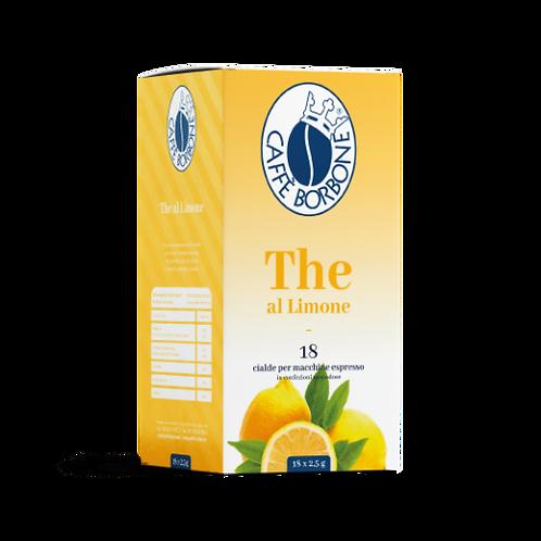 18 Ese Pods 44 mm Lemon Tea Bourbon paper filter [€ 0.11 / pod]