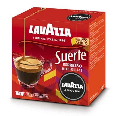 36 Lavazza Suerte coffee capsules compatible IN MY WAY [0,15 € / capsule]