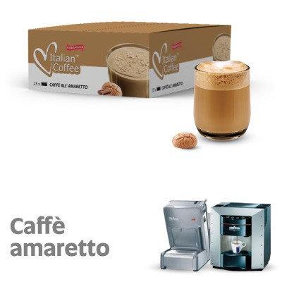 25 capsule caffè amaretto compatibili espresso point