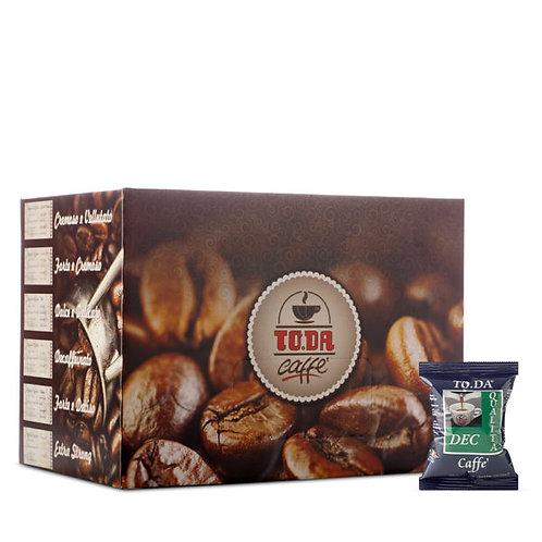 100 Gattopardo deca coffee capsules compatible ESPRESSO POINT [0,16 € / capsule]