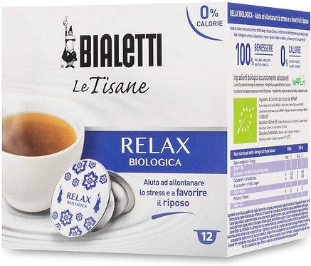 12 capsules Bialetti Relaxing Herbal Tea [€ 0.33 / capsule]