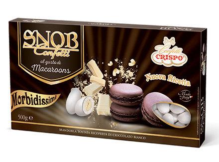 500 g Confetti Snob Macaroons