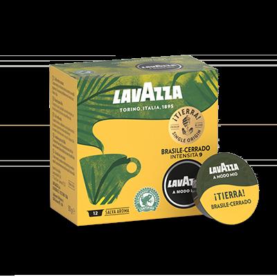 12 Lavazza Brazil-Cerrado Kaffeekapseln kompatibel auf meine Weise [0,24 € / Kapsel]