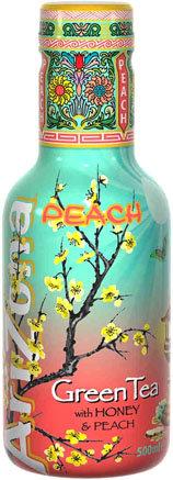 TEA GREEN PESCA CL.50 PET ARIZONA