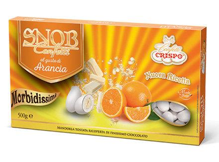 Konfetti Snob mit Orange 500 gr