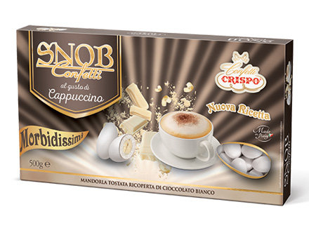 500 g Cappuccino Snob Confetti