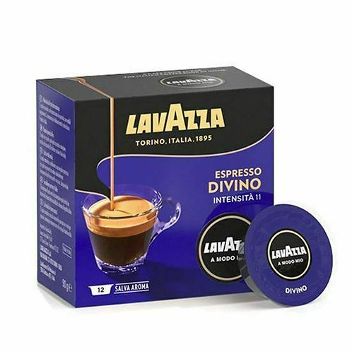 12 Lavazza Espressokapseln göttlich kompatibel A MODO MIO [0,24 € / Kapsel]