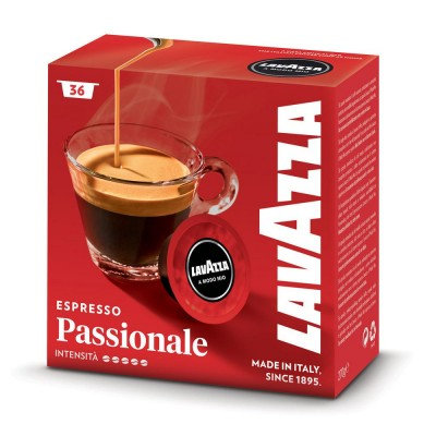36 Lavazza passionate coffee capsules compatible IN MY WAY [€ 0.17 / capsule]