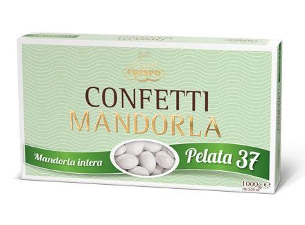 Confetti alla Mandorla Intera Pelata 37 - 1 kg