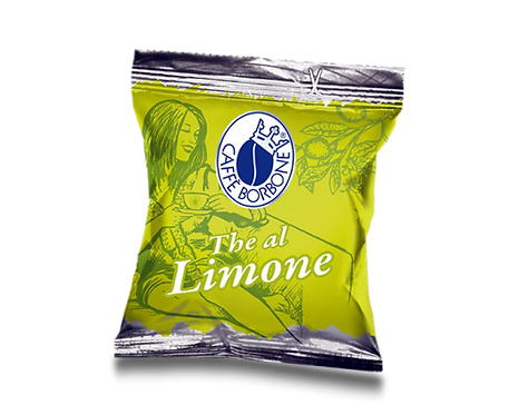 100 Borbone lemon capsules compatible with ESPRESSO POINT [0,14 € / capsule]
