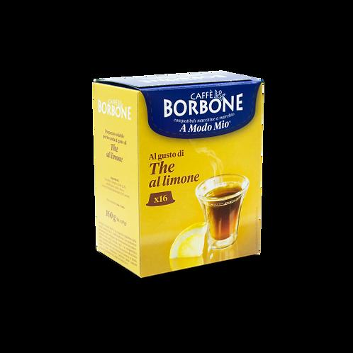 128 Borbone lemon tea capsules compatible IN MY WAY [0,18 € / capsule]