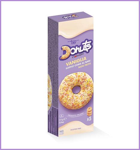 Astuccio 3 donuts vaniglia
