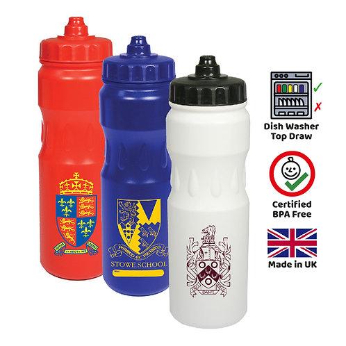 750ML Teardrop Water Bottles