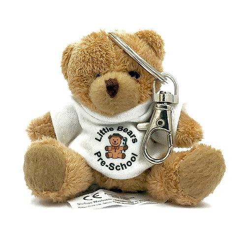 School Bear keyrings