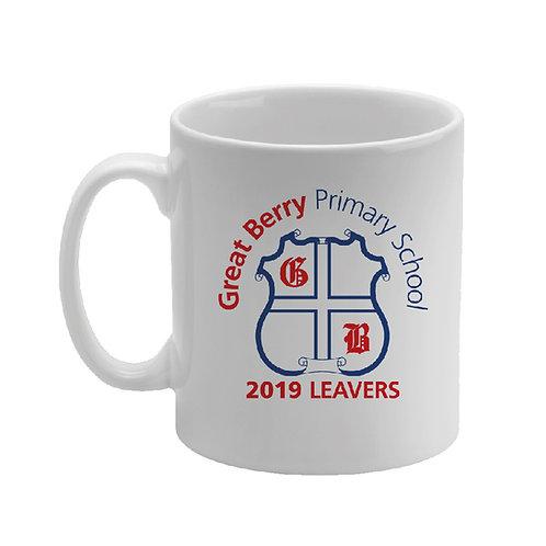 Cambridge Earthenware School Mug