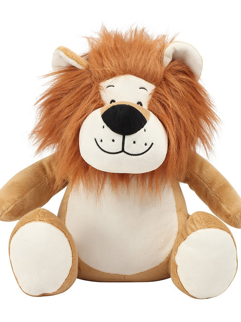 Personalised Embroidered Lion