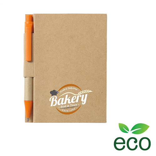 Recycle Small Notebook