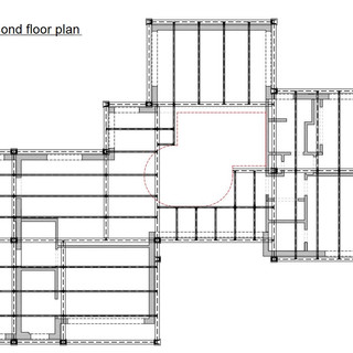 09 planimetria strutturale piano primo.JPG