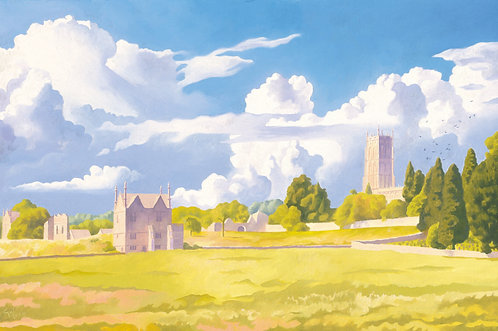 'Chipping Campden' Signed Limited Edition Print