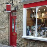 Guy Warner Artist at Borzoi Bookshop