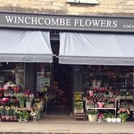 Guy Warner Artist at Winchcombe Flowers