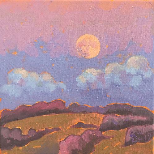 Midwinter Moon