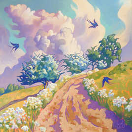 The First Swallows of Summer AKA Sky Dance