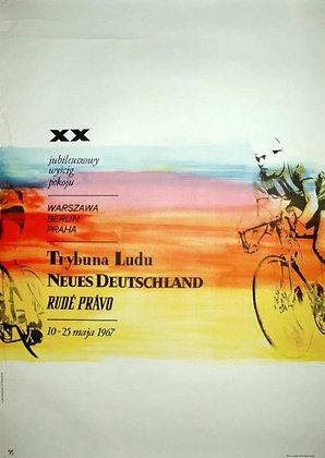 1080 - Peace Race: Warsaw, Berlin, Prague 1965
